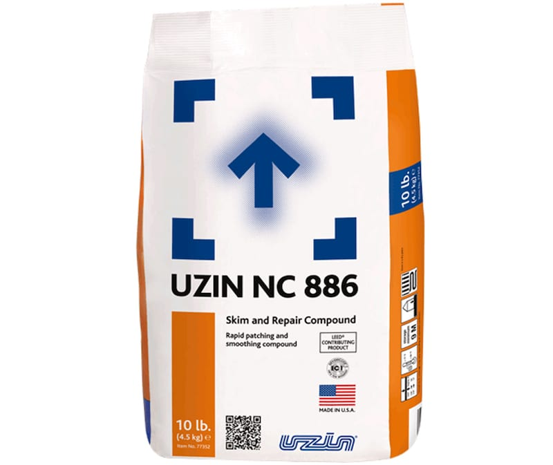 UZIN NC 886 Skim and Repair Compound