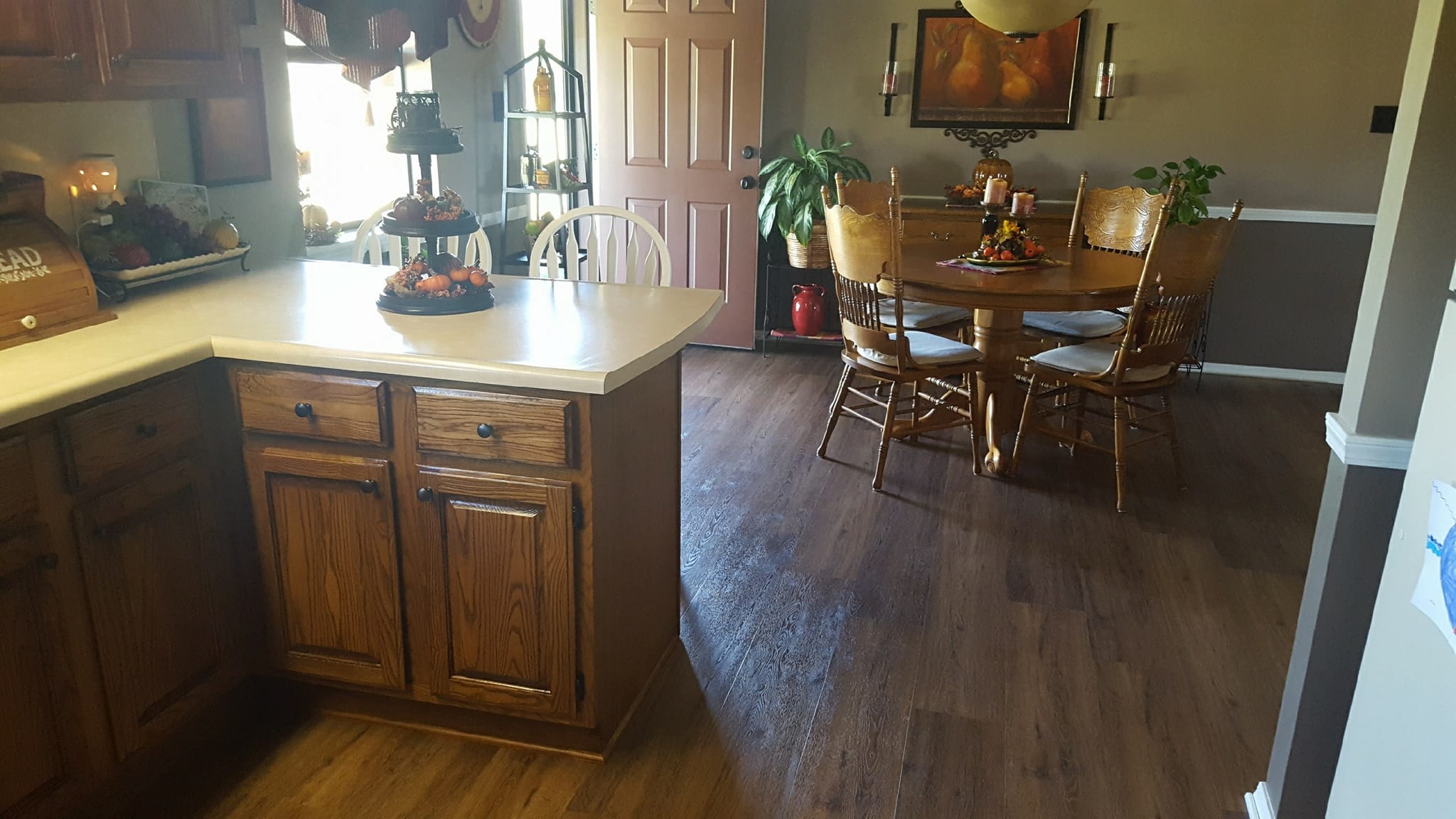 Water Proof LVT Flooring